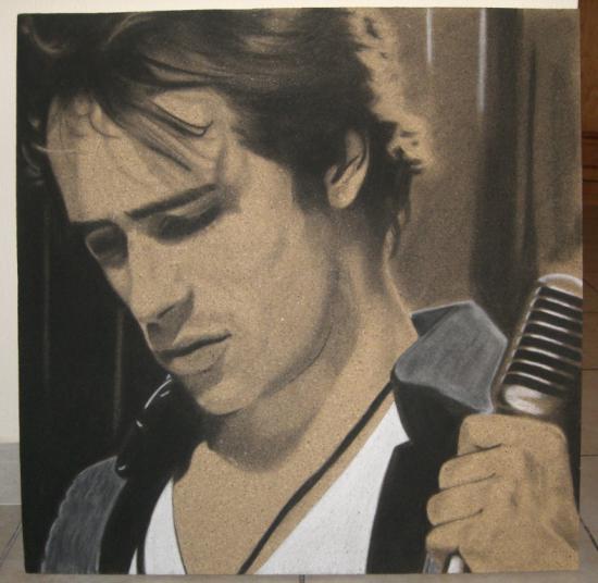 Jeff Buckley par DOM